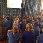 13.09.18 – Wolsingham Headteacher visit